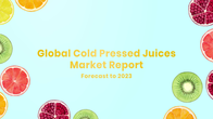 Cold pressed juice market introduction