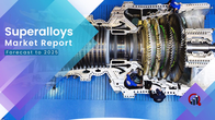 Superalloys market introduction