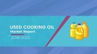 Used cooking oil market introduction